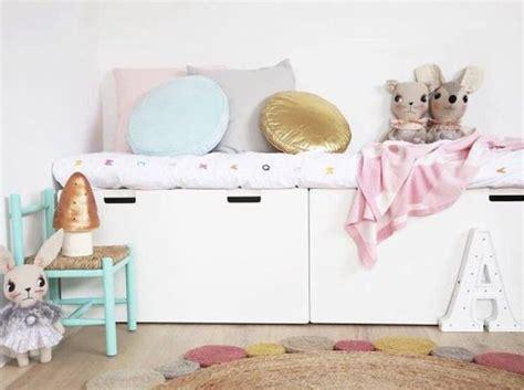 canape pour enfants meuble rangement enfant ikea stuva