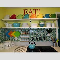 Beautiful Abodes The Colorful Kitchen