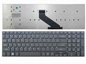New Laptop Keyboard  Without Frame  For Acer Aspire Ms2394