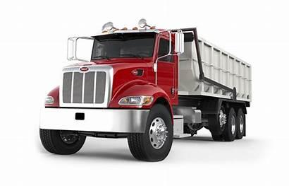 Peterbilt 348 Trucks Duty Medium Truck Models
