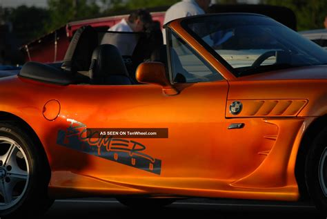 custom bmw  complete convertible top modifications