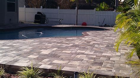 palm harbor brick pavertravertine sealing  repair