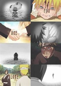 Naruto Quotes About Loneliness. QuotesGram