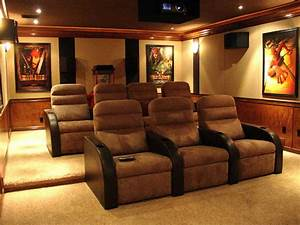home remodeling how to decorating home theater rooms With theater room furniture ideas