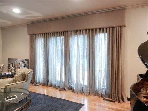 window treatments linen window treatment cornice boards great way to tone