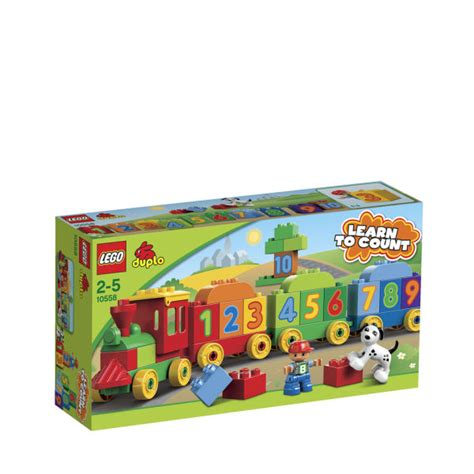 lego duplo number train  iwoot