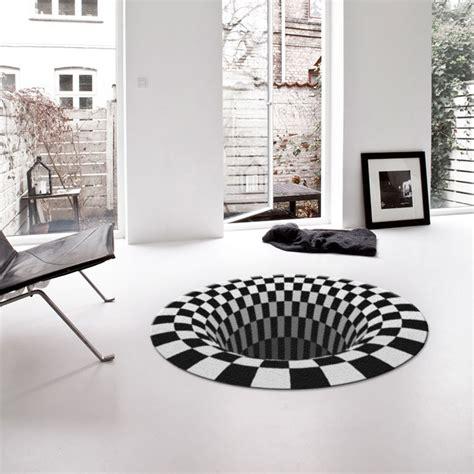 daniel malik design portfolio black hole rug