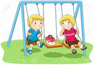 Children's playground clipart - Clipground