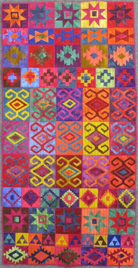 colorful quilt 529 best colorful quilts images on colorful