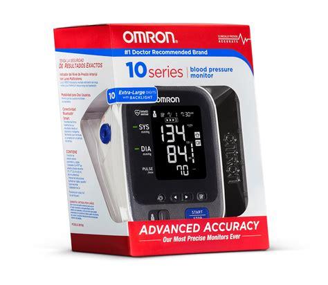 Amazon.com: Omron 10 Series Upper Arm Blood Pressure