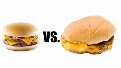 Reality Vs Ads Mcdonald Double Ad Unethical