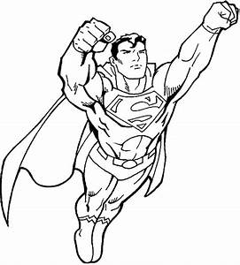 Superman Coloring Pages & Coloring Book