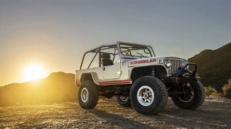 Jeep Backgrounds by Jeep Cj8 Scrambler Wallpaper Hd Car Wallpapers Id 6787