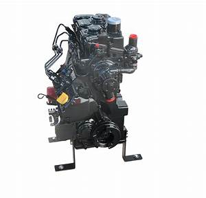 New Reman Engines For Ford  New Holland Compact Tractors
