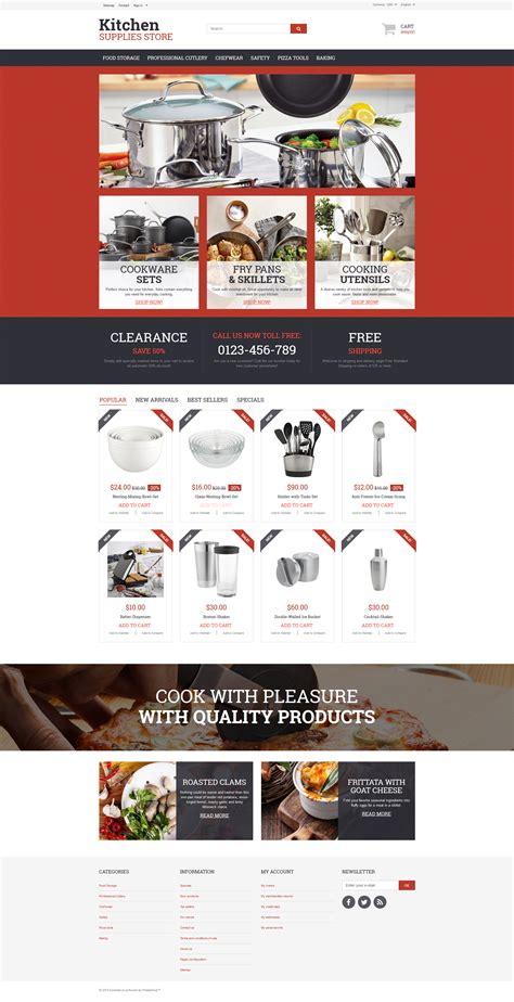 fourniture cuisine thème prestashop adaptatif 57609 pour magasin d 39 articles