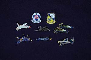 Blue Angels Crest Pin | Airware, Inc.