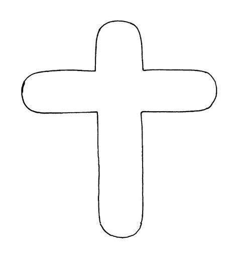 cross template cross felt ornament favecrafts