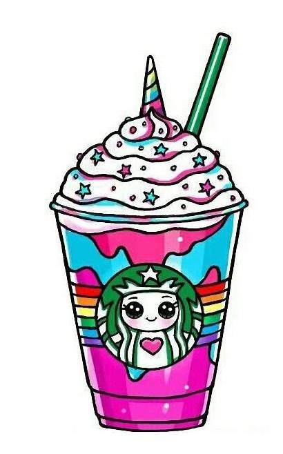 Starbucks Kawaii Unicorn