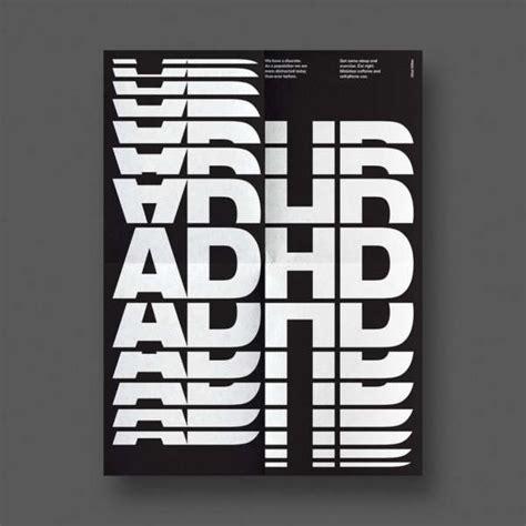 experimental typographic power   poster