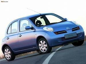 2004 Nissan Micra  K12   U2013 Pictures  Information And Specs
