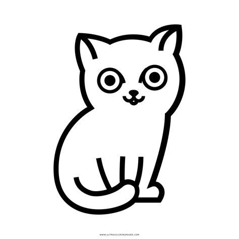 disegni da colorare di gattini piccoli gattino disegni da colorare ultra coloring pages