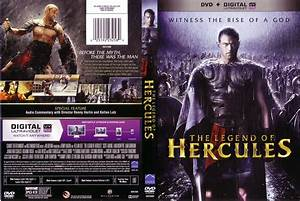 The Legend of Hercules DVD Cover (2014) R1