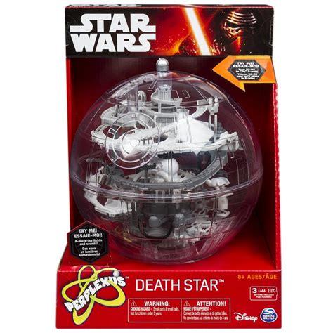 perplexus star wars death star  maze puzzle ball