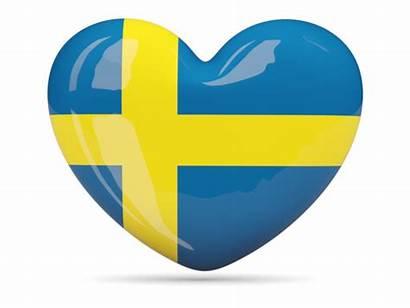 Sweden Icon Flag Heart Sverige Noun Member