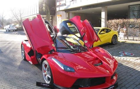 The driver who won the race was called jose froilan gonzalez. The First Ever Made La Ferrari Is Put Up For Sale - Carhoots