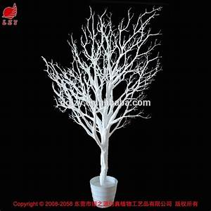 Artificial Coral Branch Tree Decorative White Dry Tree