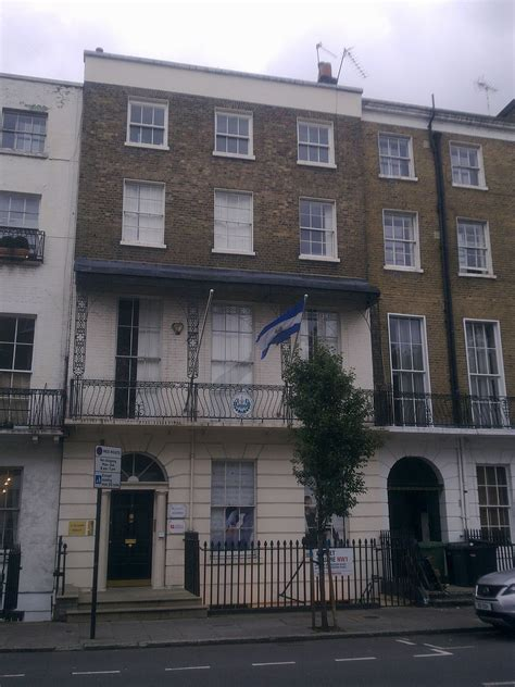 Embassy of El Salvador, London - Wikipedia