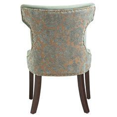 hourglass dining chair gray damask hourglass dining chair damask pier 1 179 99 on