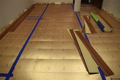 Flooring Vinyl Underlay Underlayment Laminate Designs Floor