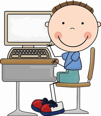 Clipart Computer Teacher Cliparts Library Clip Upgrade