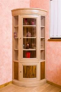 Meuble D Angle : meuble angle meuble tv verre et bois maisonjoffrois ~ Teatrodelosmanantiales.com Idées de Décoration
