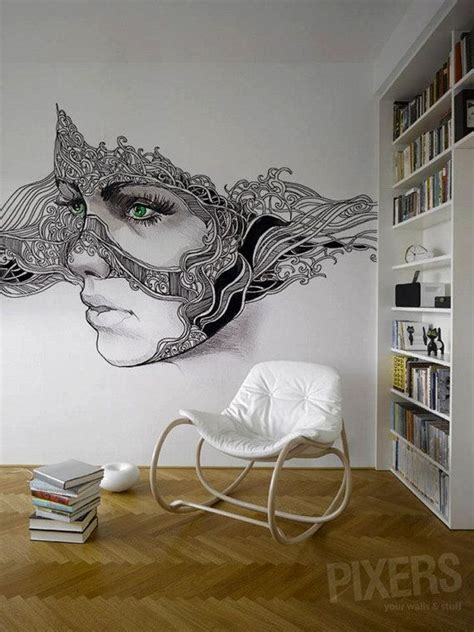 40 of the most wall murals designs you seen