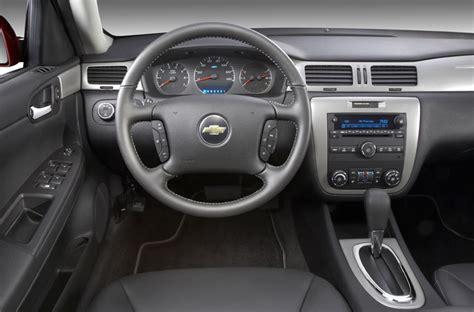 2008 Chevrolet Impala LT 50th Anniversary Cockpit