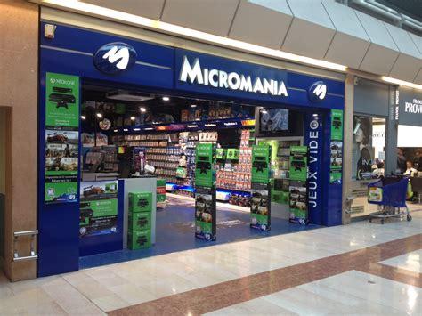 magasin micromania aix les milles infos et adresse micromania