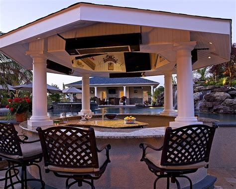 Backyard Bar Designs by Backyard Bar Designs Shed Bar Designs Intended For The