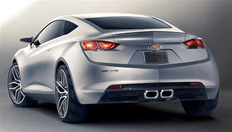 Chevy Introduces Pair Of Concept Cars