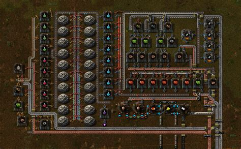 automated blue science pack factory page 1 factorio forums