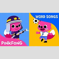 Jobs  Word Songs  Word Power  Pinkfong Songs For Children Youtube