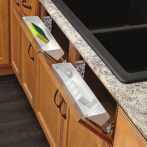 rev  shelf polymer tip  trays set   bed bath
