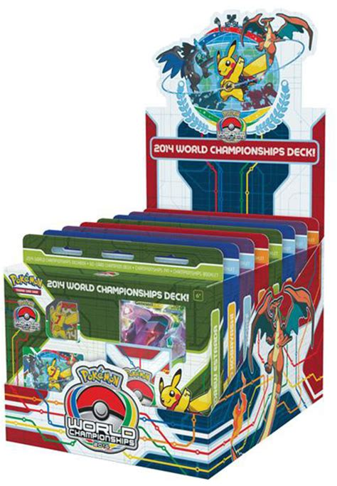 World Chionship Decks by 2014 World Chionship Decks Pok 233