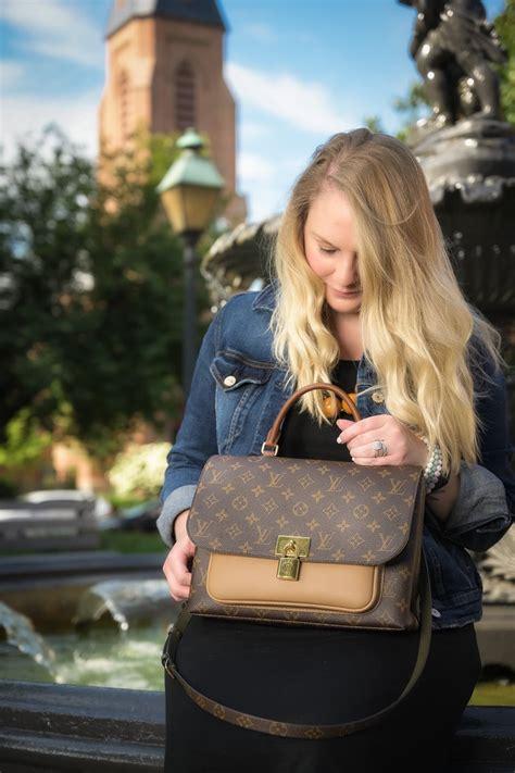 pursesonals louis vuitton marignan purseblog