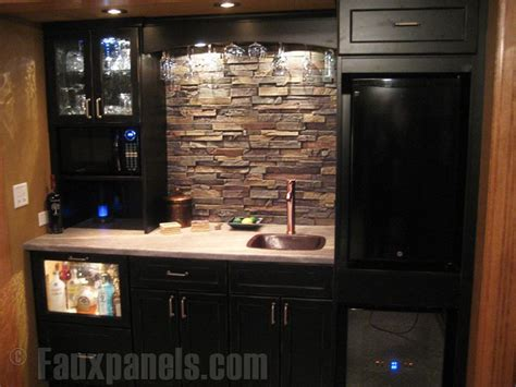 Bars For Small Spaces by This Look For A Bar In Our Basement For A