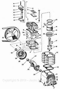 Campbell Hausfeld Vt2000 Parts Diagram For Compressor Parts