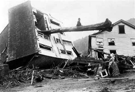 johnstown flood natural disasters history