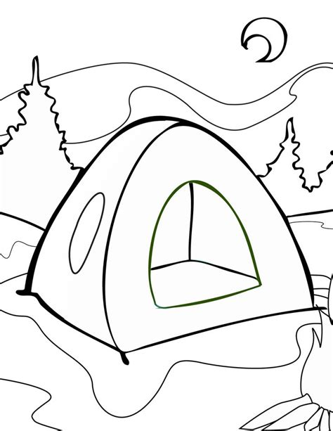 best 25 tent craft ideas on preschool camping 673 | 8c9782d028f9de2ff97d6ccf81dcfcdf kids coloring coloring books