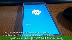 Update Samsung Galaxy J3 Pro Sm